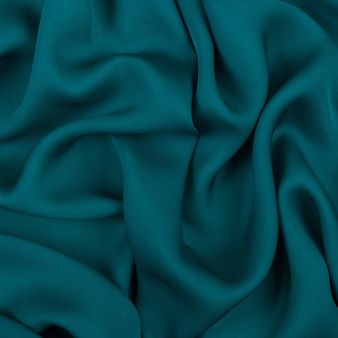 deep teal silk double georgette pv6000 198 11