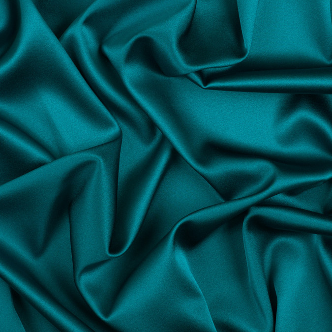 deep teal stretch silk charmeuse pv1500 198 11