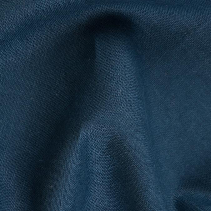 denim woven linen suiting 114300 11