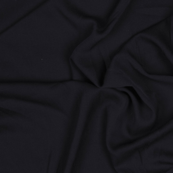 donna karan navy solid stretch silk georgette fs22786 11