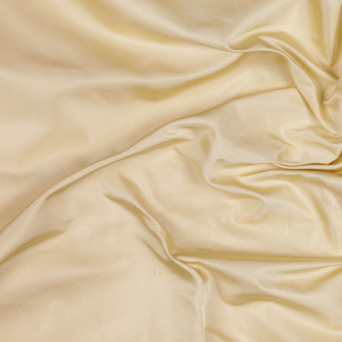 donna karan pale yellow silk taffeta fs23365 11