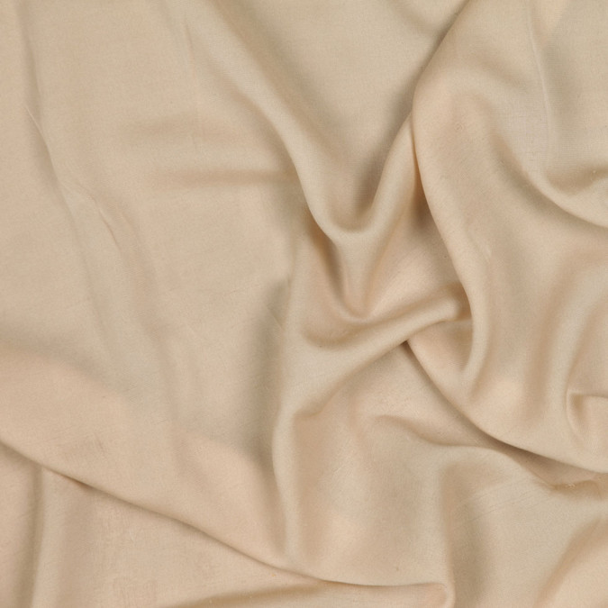 donna karan warm beige italian stretch silk georgette fs22788 11