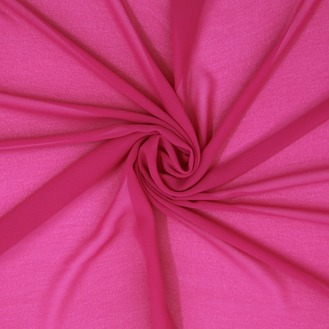 dragon fruit polyester georgette 307198 11