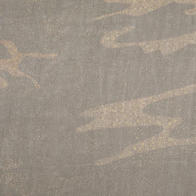 duffel bag green abstract silk chiffon 306773 11