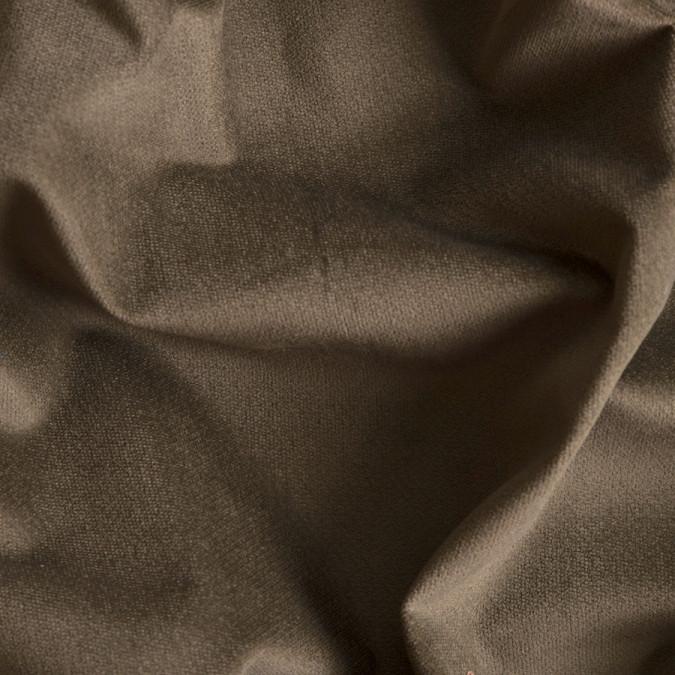 dusky green stretch cotton velveteen 309360 11