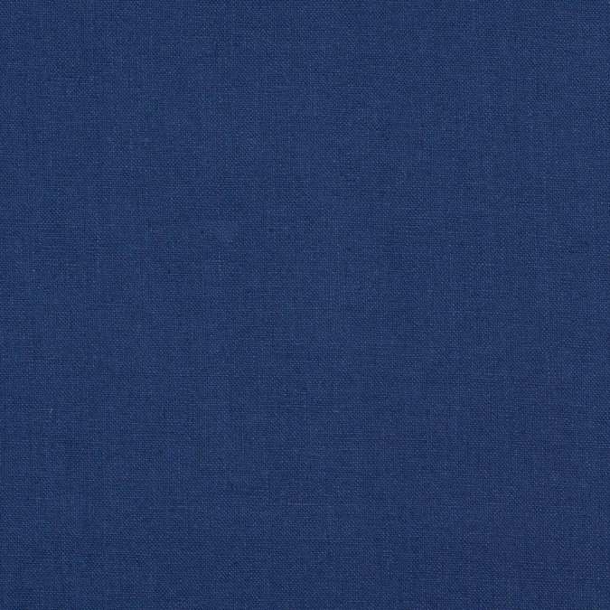 dusted dark blue woven linen suiting 308018 11