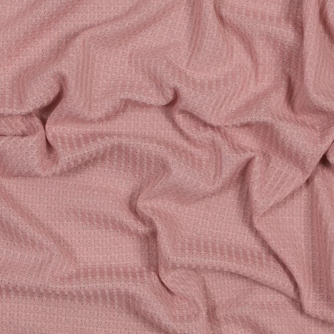 dusty mauve waffle sweater knit 316473 11