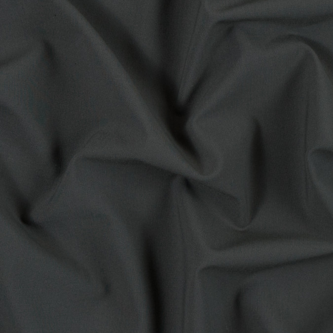 dusty olive stretch cotton and polyester woven 314166 11