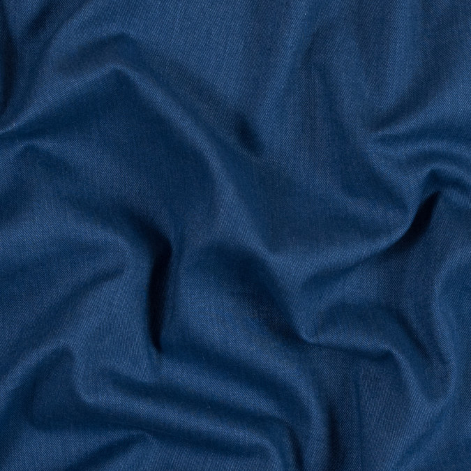 dutch blue brushed cotton twill 313949 11