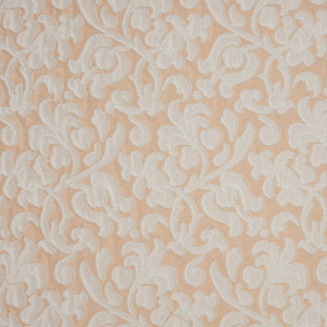 eggnog almond cream floral brocade 310855 11