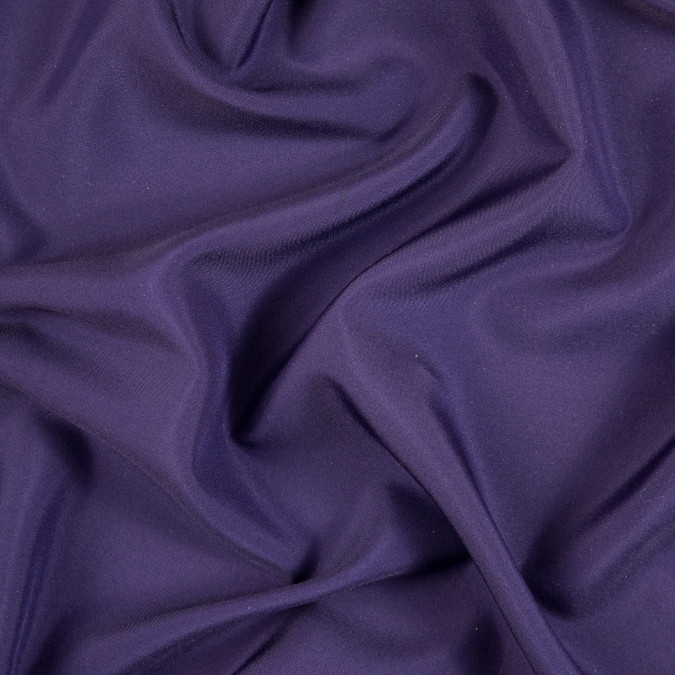 eggplant solid polyester satin ms eggplant 11