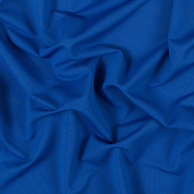electric blue stretch mesh with wicking capabilities 312511 11