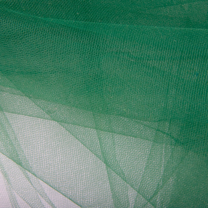 emerald solid nylon tulle fn13896 11