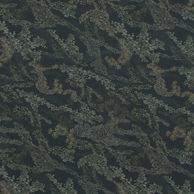 european green abstract camouflage cotton poplin 119345 11