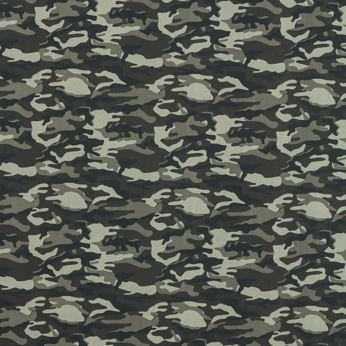 european green camouflage cotton poplin 119302 11