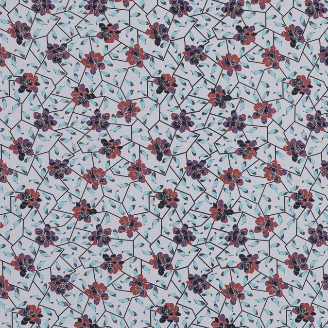 european red and angel blue floral and feathered cotton poplin 119323 11