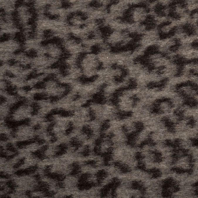 famous designer black coffee abstract wool blend novelty knit 305772 11