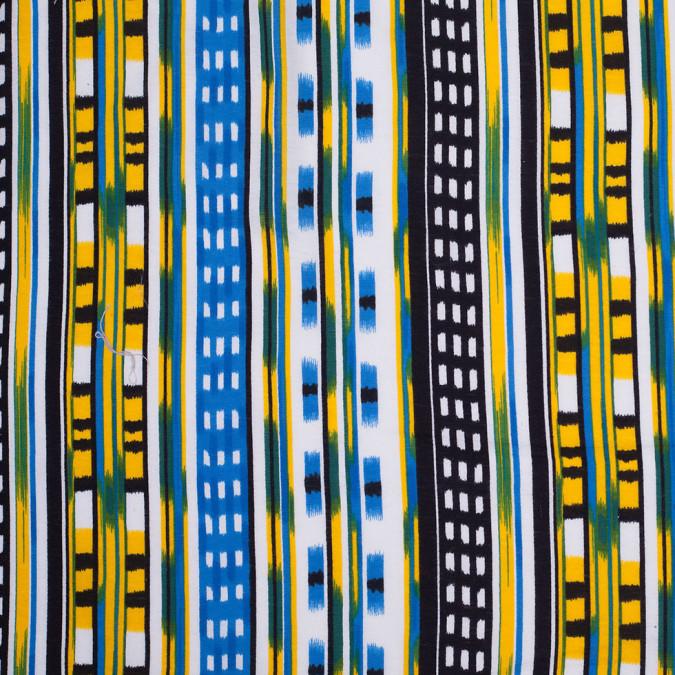 famous designer ethnic print cotton jersey 304693 11