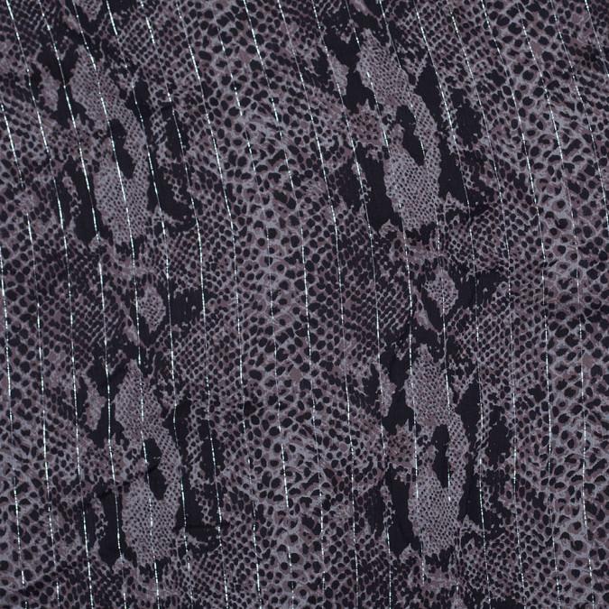 famous designer reptile silk chiffon 304454 11