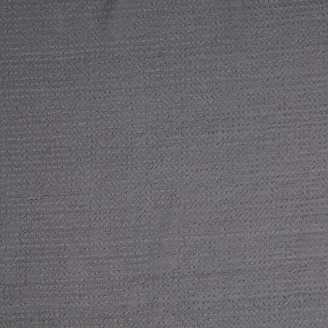 famous ny designer black textured poly chiffon 304682 11