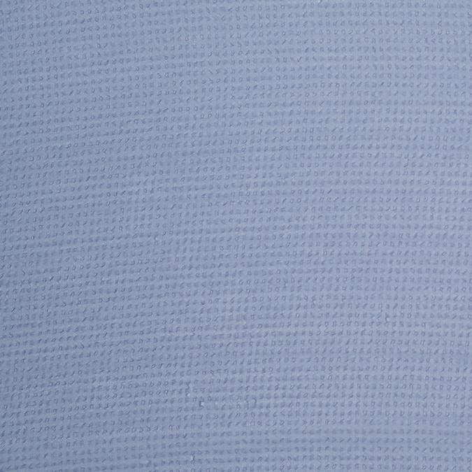 famous ny designer stonewashed blue textured poly chiffon 304681 11