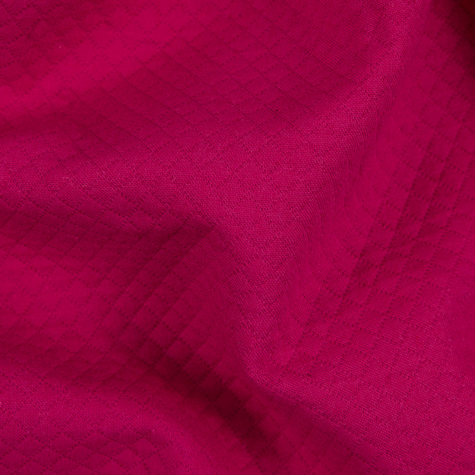 fandango pink quilted cotton woven 310698 11