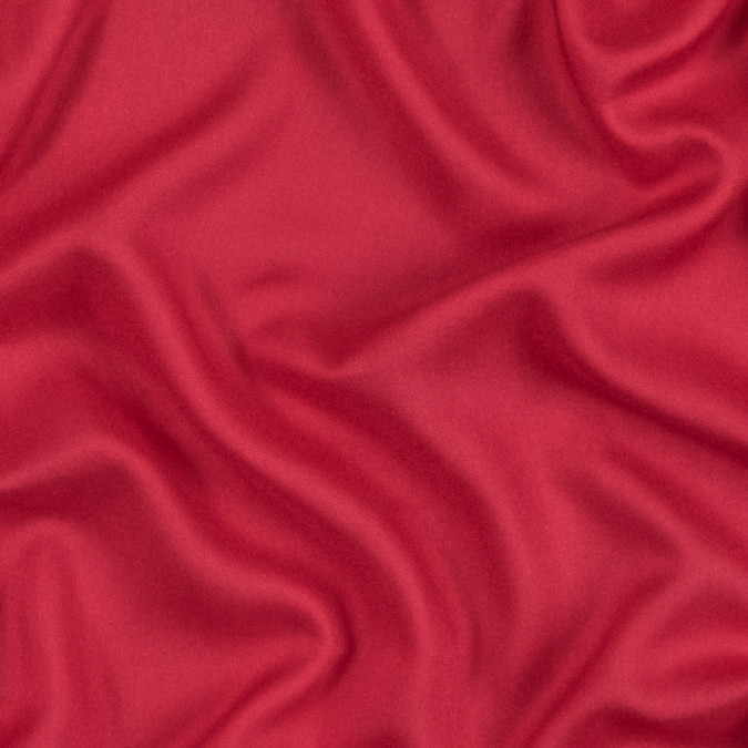 fiery red fine viscose voile 314119 11