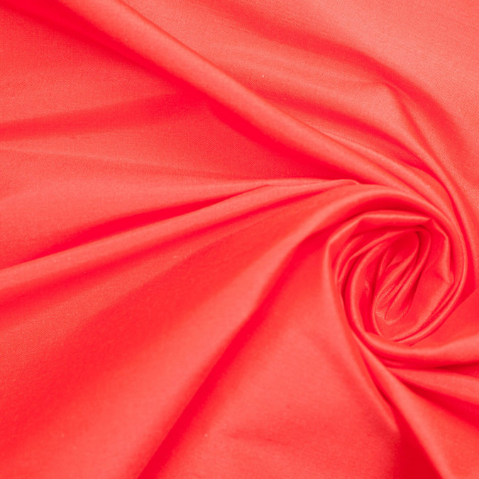fiery red silk shantung dupioni fs36003 1081 11