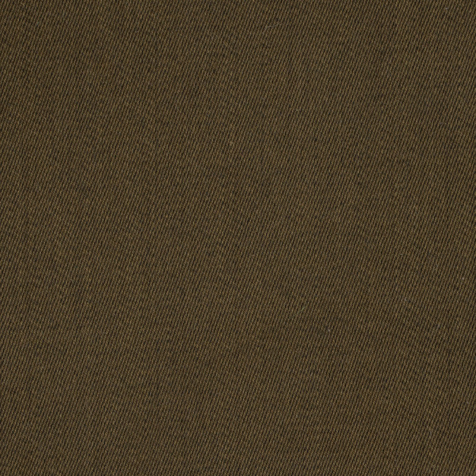 fir green and parchment twill wool double cloth 313972 11