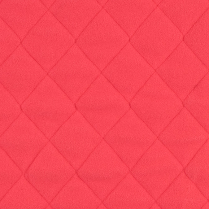 fluorescent pink quilted fleece 313704 11