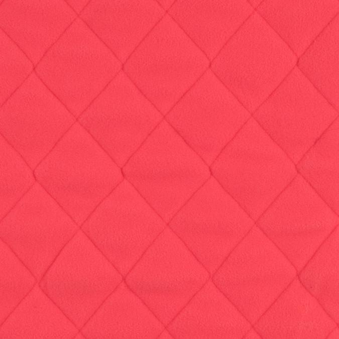 fluorescent pink quilted fleece 313704 11