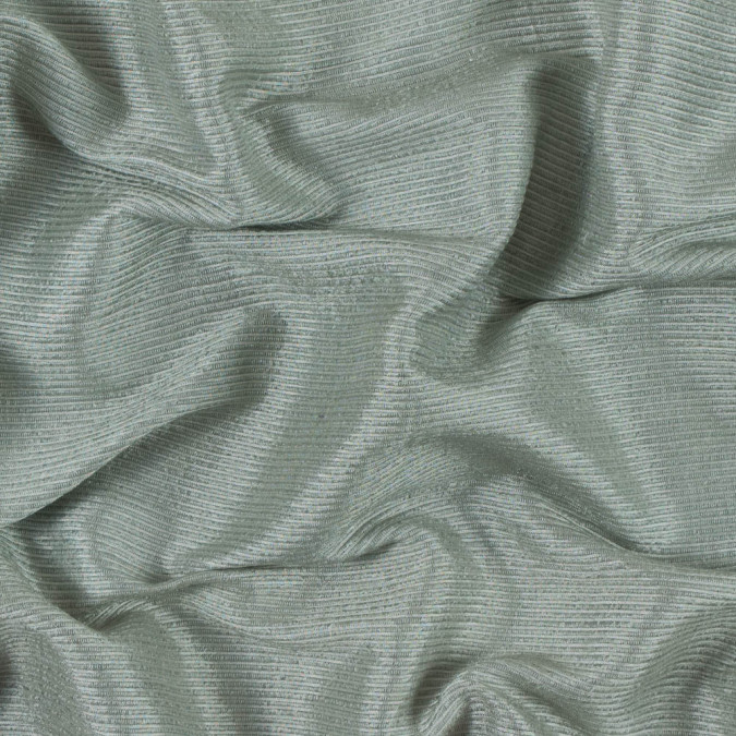frosty green ribbed rayon woven 313381 11