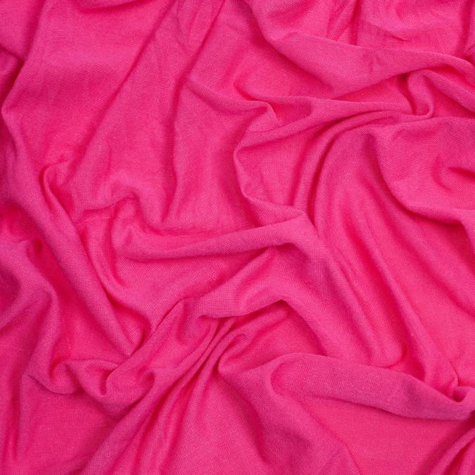 fuchsia 1x1 ribbed hacci baby knit 306726 11
