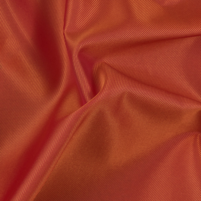 fuchsia orange iridescent twill lining fn26438 11