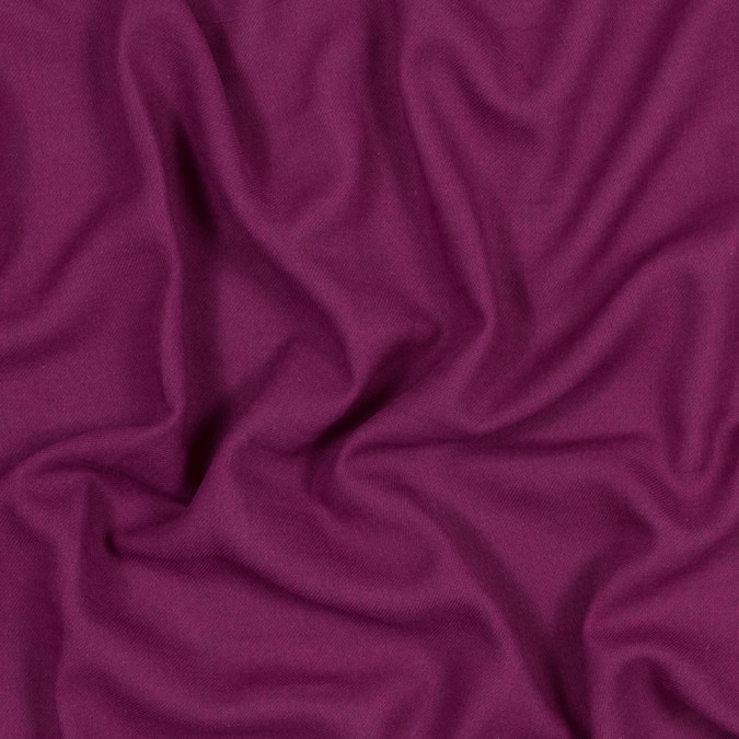 fuchsia sheer wool twill 318207 11
