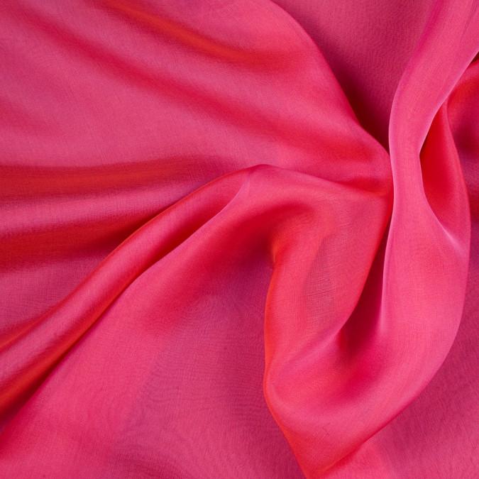 fuchsia sherbet silk iridescent chiffon fsisc 18645 11