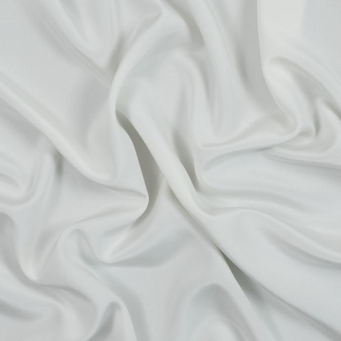 gardenia white stretch heavy silk crepe de chine 319701 11
