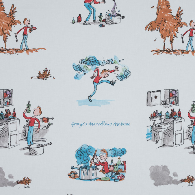 george s marvellous medicine printed cotton canvas awg1001 11