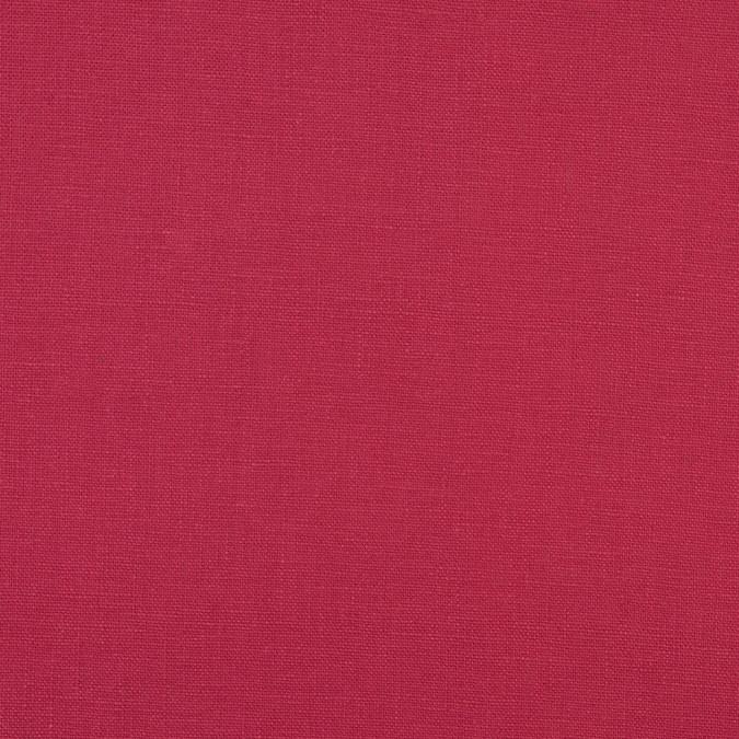 geranium red heavyweight fashion linen 109092 11