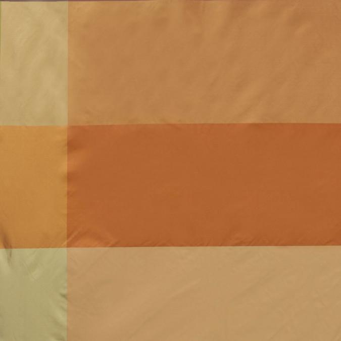gold taupe and orange armani silk taffeta 300868 11