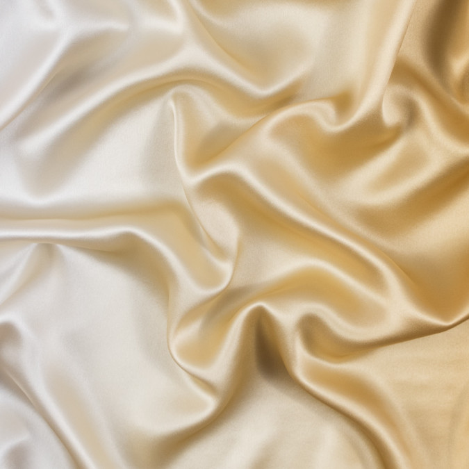 gold and beige ombre silk charmeuse 313995 11
