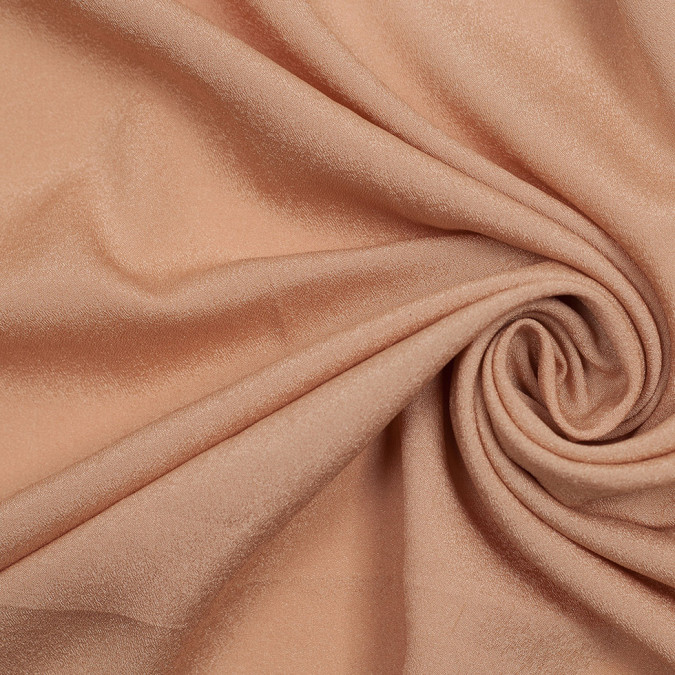 gold mechanical stretch polyester crepe de chine 306653 11