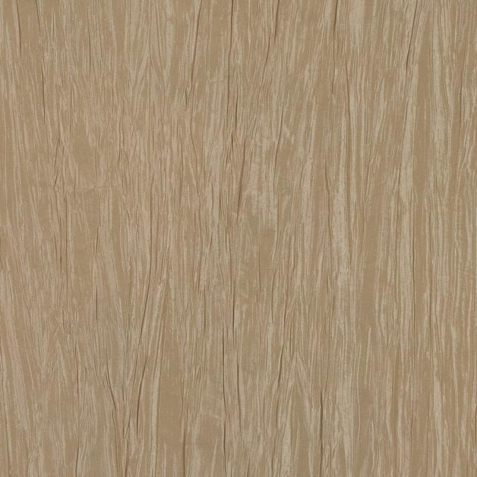 gold wrinkled polyester taffeta 319018 11