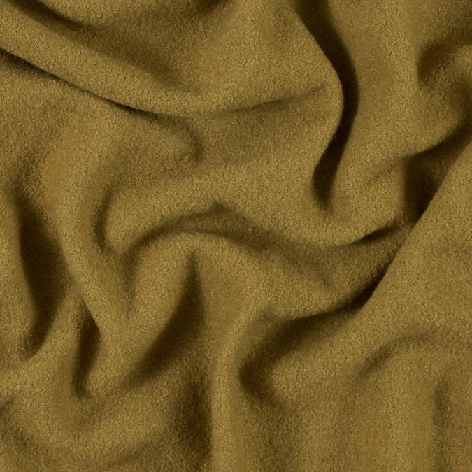 golden olive solid boiled wool 313435 11
