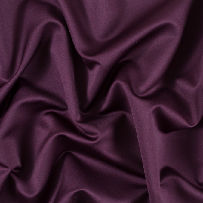 grape wine polyester satin 313317 11