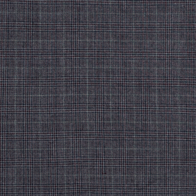 gray red mahogany and navy glen plaid wool blend 319069 11