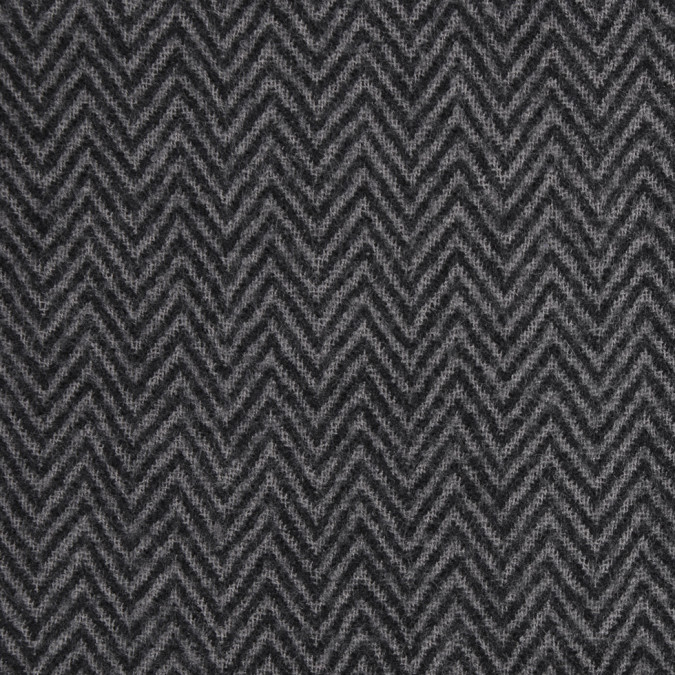 gray black zig zag double face 300315 11