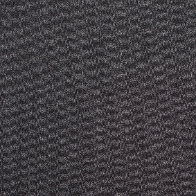 gray herringbone wool suiting 304601 11