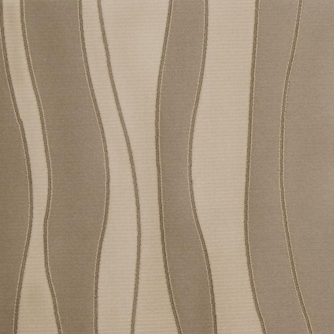 gray striped wavy brocade 300746 11
