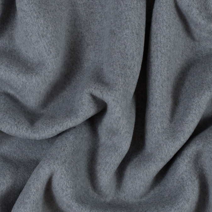 gray thick double faced fleece 315576 11